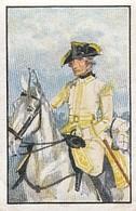 Deutsche Uniformen Friedrichs Le Grand -  N° 79 - Cartes De Cigarettes Allemandes STURM De 1932 - Sturm