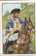 Deutsche Uniformen Friedrichs Le Grand -  N° 86 - Cartes De Cigarettes Allemandes STURM De 1932 - Sturm