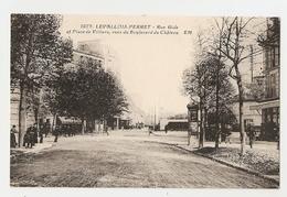 92 Levallois Perret, Rue Gide, Place De Villiers Vues Du Boulevard Du Chateau (A2p54) - Levallois Perret