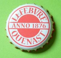 Hopus Bière Belge  Brasserie Lefebvre (parfait état - Pas De Trace De Décapsuleur) Beer - Cerveza - Birra   MEV8 - Beer