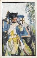 Deutsche Uniformen Friedrichs Le Grand -  N° 90 - Cartes De Cigarettes Allemandes STURM De 1932 - Sturm