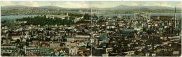 TURKYE  TURKIYE  TURCHIA  ISTANBUL  Mosquee  Scutari  Iskelessi  Caserne Selimié   Carte Double écrite - Turchia
