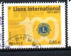 FRANCE  OB CACHET ROND YT N° 5152 - France