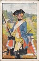 Deutsche Uniformen Friedrichs Le Grand -  N° 92 - Cartes De Cigarettes Allemandes STURM De 1932 - Sturm