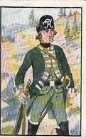 Deutsche Uniformen Friedrichs Le Grand -  N° 109 - Cartes De Cigarettes Allemandes STURM De 1932 - Sturm