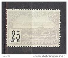 MAROC POSTES LOCALES N° 101 NEUF SANS GOMME - Maroc (1891-1956)