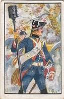 Deutsche Uniformen Friedrichs Le Grand -  N° 179 - Cartes De Cigarettes Allemandes STURM De 1932 - Sturm