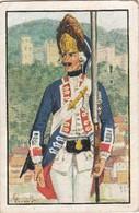 Deutsche Uniformen Friedrichs Le Grand -  N° 187 - Cartes De Cigarettes Allemandes STURM De 1932 - Sturm