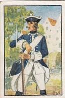 Deutsche Uniformen Friedrichs Le Grand -  N° 221 - Cartes De Cigarettes Allemandes STURM De 1932 - Sturm