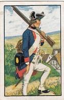 Deutsche Uniformen Friedrichs Le Grand -  N° 233 - Cartes De Cigarettes Allemandes STURM De 1932 - Sturm