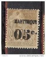 MARTINIQUE N° 12 * - Neufs