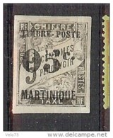 MARTINIQUE N° 19 * - Martinique (1886-1947)