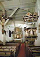 1 AK Germany Schleswig-Holstein * Kanzel In Der St.-Clemens-Kirche In Büsum - Erbaut Im 15. Jahrhundert * - Buesum