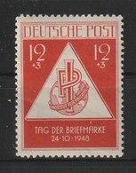 Tag Der Briefmarke  /  MiNr.: 228 - Sowjetische Zone (SBZ)