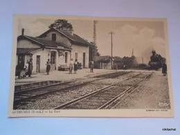 AUTHUMES-La Gare-Train - Altri Comuni