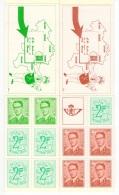 BELGIE  BELGIQUE B8/B9  **  MNH - Booklets 1953-....