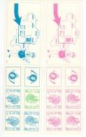 BELGIE  BELGIQUE B10/B11  **  MNH - Booklets 1953-....