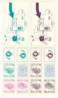 BELGIE  BELGIQUE B12/B13  **  MNH - Booklets 1953-....