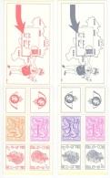 BELGIE  BELGIQUE B14/B15  **  MNH - Booklets 1953-....