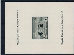 BELGIE  BELGIQUE BL14  *  MH - Blocks & Sheetlets 1924-1960
