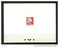REUNION N° 337A MULLER EN EPREUVE DE LUXE - Reunion Island (1852-1975)