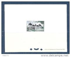 REUNION N° 316 CHEVERNY EN EPREUVE DE LUXE - Reunion Island (1852-1975)