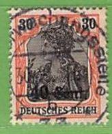 MiNr.19 O  Deutschland Deutsche Besetzg,1.WK Belgien - Occupation 1914-18
