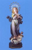 Stilo RC - Santino Formato Cartolina MARIA SS. IMMACOLATA CONCEZIONE - PERFETTO P52 - Religion & Esotericism