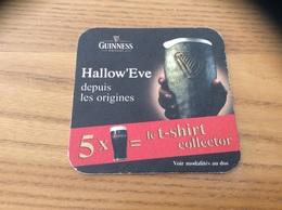 Sous-bock «GUINNESS - Hallow'Eve» - Beer Mats