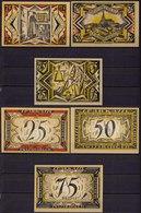 Niedersachsen - Twistringen 3 Stück Pfennig 1921 Notgeld Syker Zeitung  (ca905 - Alemania