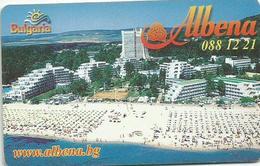 Bulgaria 2005 ALBENA  100 Pulses - Bulgaria