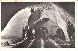 Orp-Jauche - Grandes Champignonnières De Folx-les-Caves - Orp-Jauche