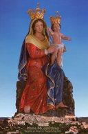 Siderno Superiore RC - Santino Poster MARIA SS. DELL'ARCO (formato A4) - PERFETTO P52 - Religion & Esotericism