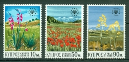 Cyprus: 1970   European Conservation Year  MNH - Cyprus (Republic)