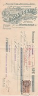 MONTAUBAN TARN MANUFACTUREDE BISCUITS DE LUXE - EMILE POULT - 1928 - Bills Of Exchange