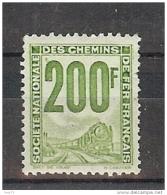 COILS POSTAUX N° 24 PETIT COLIS * - Mint/Hinged