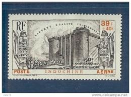 INDOCHINE  PA 16 SERIE REVOLUTION * - Indocina (1889-1945)