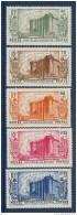 NOUVELLE CALEDONIE N° 175/179 SERIE REVOLUTION * - New Caledonia