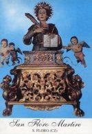San Floro CZ - Santino SAN FLORO MARTIRE - PERFETTO P52 - Religion & Esotericism