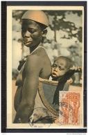 CAMEROUN PORTRAIT DE FEMME TOUBOURIE - Camerun