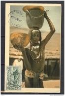 TCHAD PETITE FILLE BAGUIRMIENNE - Tchad