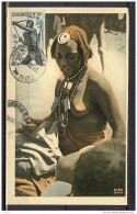 TCHAD  FEMME BAGUIRMIENNE - Tchad