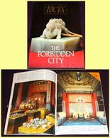 The Forbidden City - Illustrated Brochure, Chinese Historical Museum, Imperial China History - Dépliants Turistici