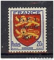 CHAMBERY N° 6C ** - Libération