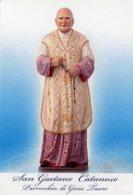 Gioia Tauro RC - Santino SAN GAETANO CATANOSO - PERFETTO P52 - Religion & Esotericism