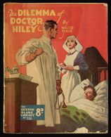 1952 The Dilemma Of Doctor Hiley - Walter Tyrer, Sexton Blake Library 258, RAF Advertising, First Edition - Boeken, Tijdschriften, Stripverhalen