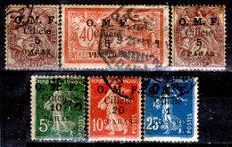 Cilicia-011 - Emissione 1920 (o) Used - Senza Difetti Occulti. - Used Stamps