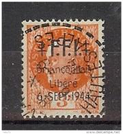 BRIANCON N° 9 OBLITERE DE NEVACHE - Libération