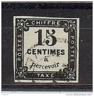 N° 4 LITHOGRAPHIE OBLITERE TTB SIGNE A. BRUN - 1859-1955 Oblitérés