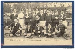 UNION SPORTIVE CASTELNAUDARIENNE 1913-1914 - Castelnaudary
